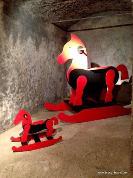 street art galleries in rome