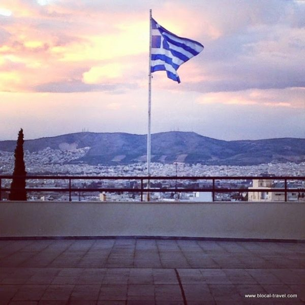 Athens travel blog