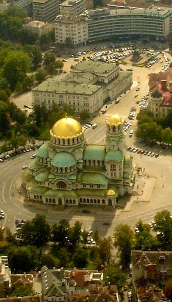 Travel plan Sofia Bulgaria