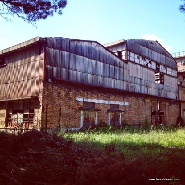industrial archaeology in Albania