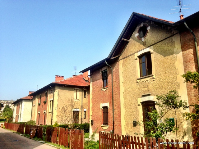 Villaggio Leumann, Turin