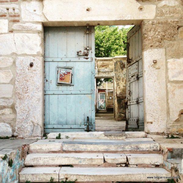 Ano Poli, Eptapyrgio, Thessaloniki