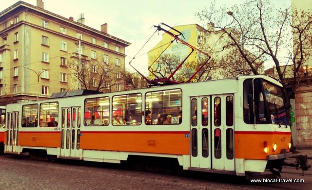 Sofia, Bulgaria, Tram