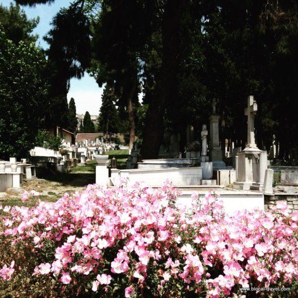 Armenian cemetery Thessaloniki