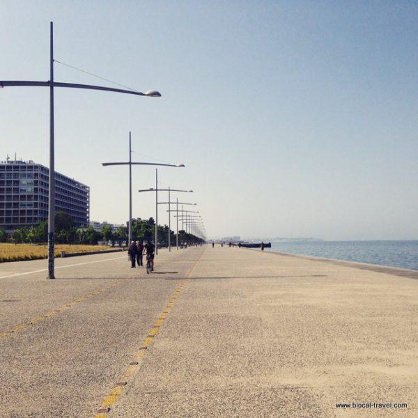 seafront thessaloniki