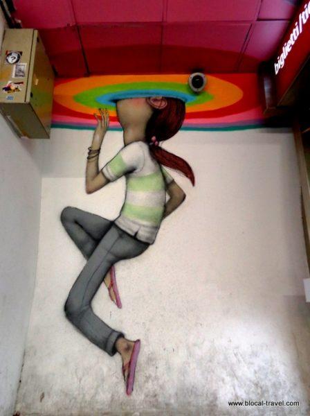 seth metro spagna street art roma