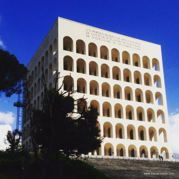 a few things about eur rome s wannabe business city