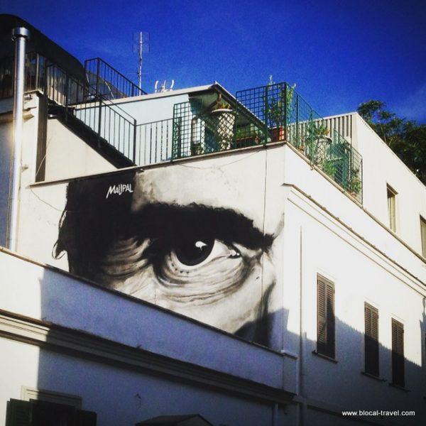 pasolini street art maupal