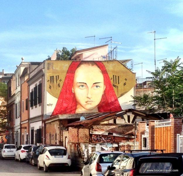 pasolini street art mr klevra pigneto