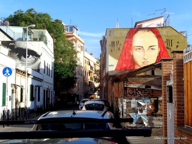 pasolini street art via fanfulla da lodi