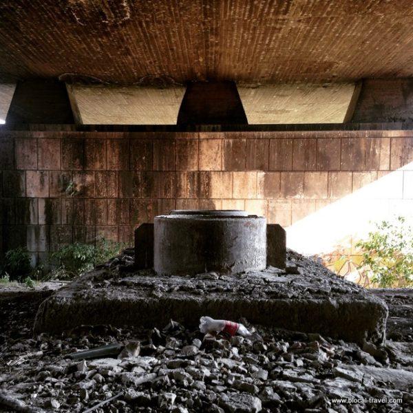 Marconi bridge rome