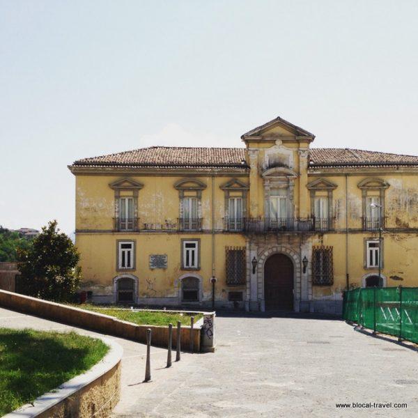 Palazzo Hugo, Avellino, Italy