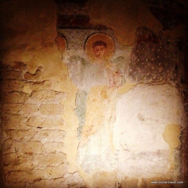 catacombs san gennaro Naples