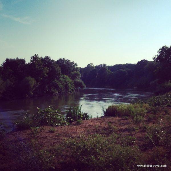 river tevere rome