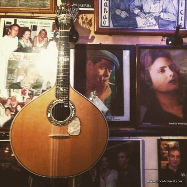 A tasca do chico restaurant live fado music lisbon
