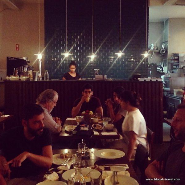 Decadente restaurant hipster Lisbon
