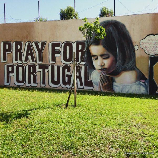 Nomen street art Lisbon