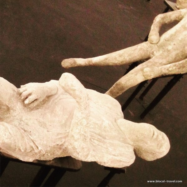 Pompeii body molds