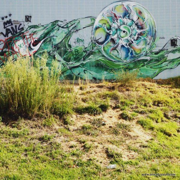 Ram Klit street art lisbon skate