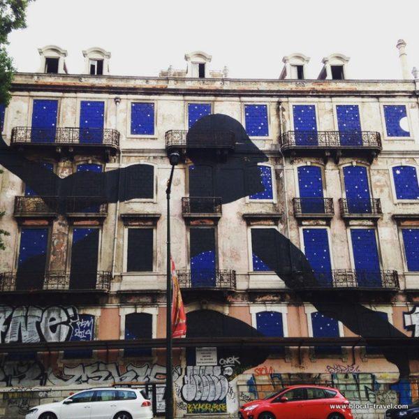 Sam3 Lisbon street art