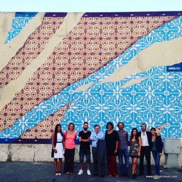 addfuel street art via flaminia roma