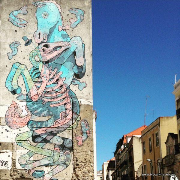 aryz street art lisbon