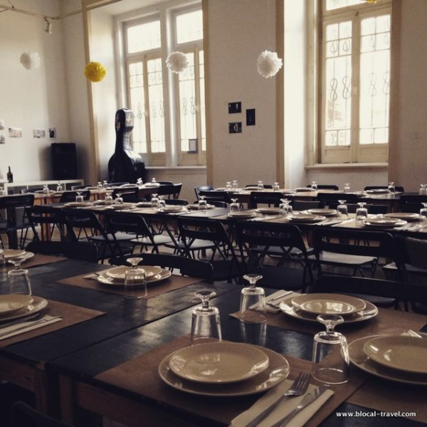 fabrica do braco de prata restaurant food lisbon