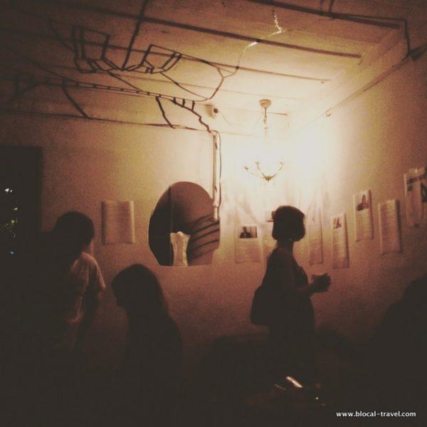 galeria ze dos bois bairro alto lisbon art gallery