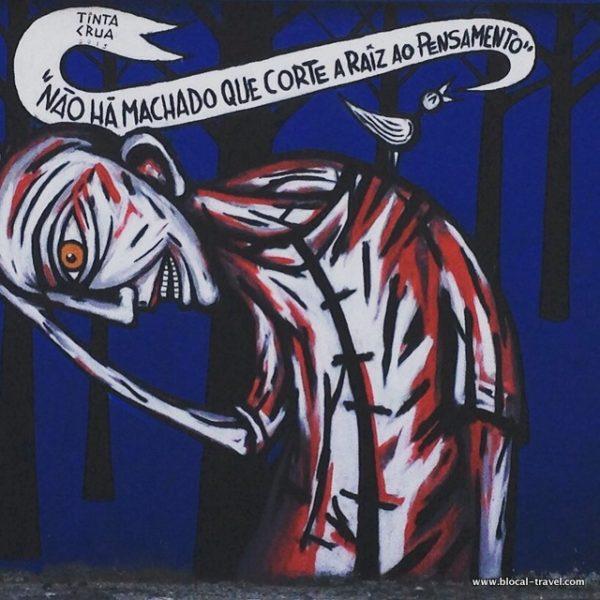 tinta crua street art lisbon