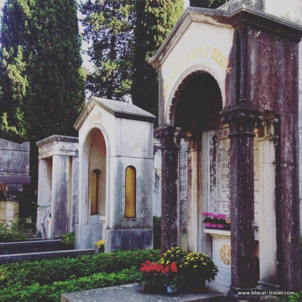 Cimitero del Verano Rome cemetery