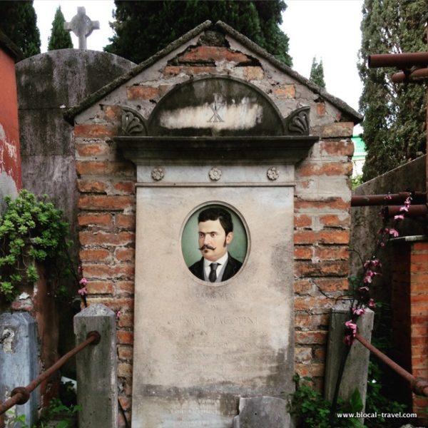 Cimitero della Parrochietta Roma cemetery Rome 3
