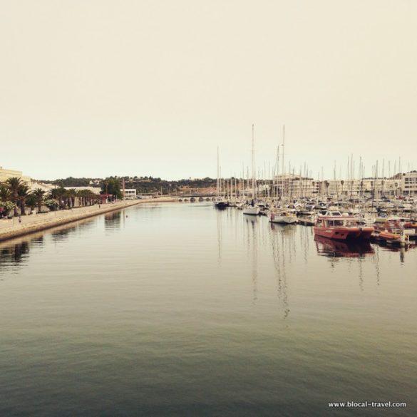 marina Lagos, Algarve, Portugal