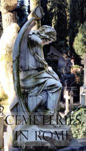 cemeteries in rome