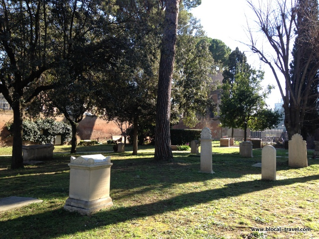 protestant cemetery rome
