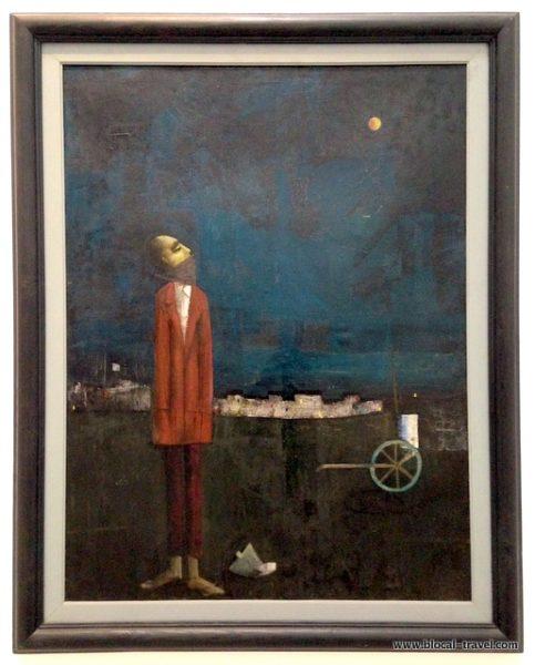 Grippy Night (1958), Spase Kunovski