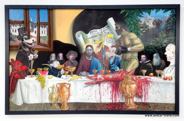 The Last Supper - Disney (1991), A. Stankoski