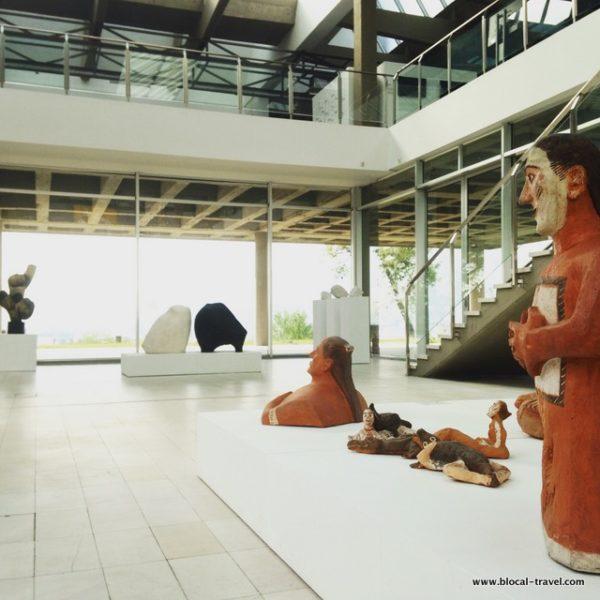 the contemporary art museum of skopje macedonia