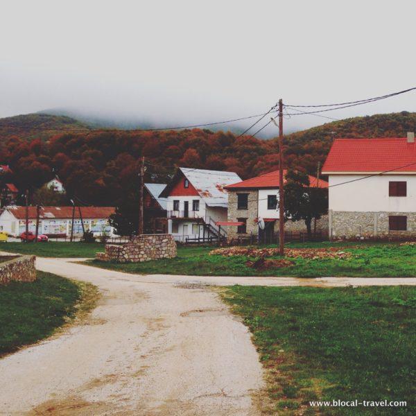 mavrovo park, macedonia
