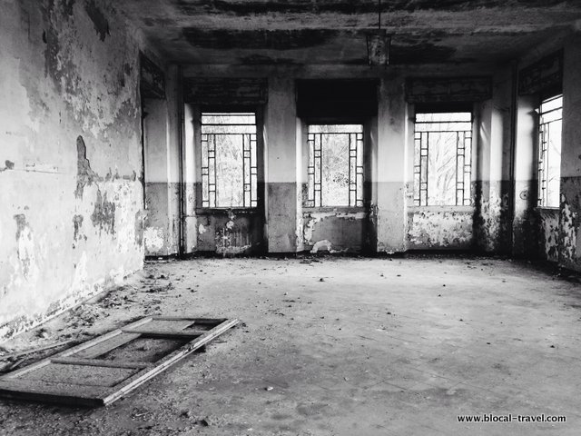 Manicomio Mombello abandoned places in Lombardy Italy