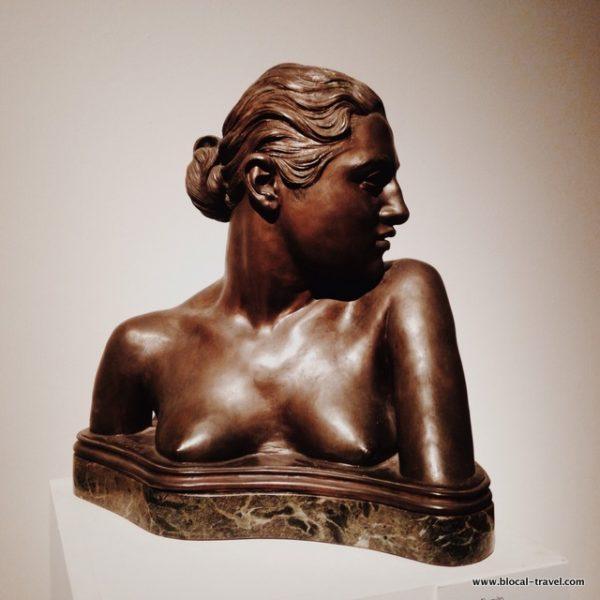 Vincenzo Gemito, Busto di fanciulla napoletana (1922)