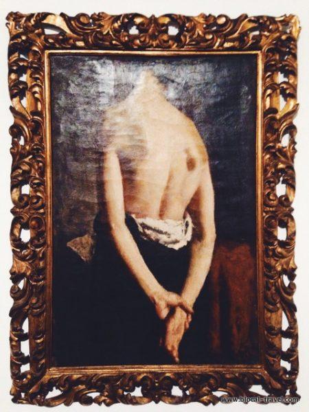 Eugenio Viti, La schiena (1929)