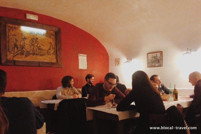 Il quagliaro Rome