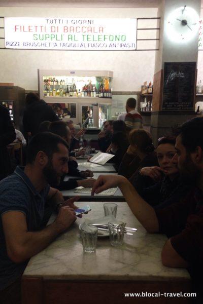 Pizzeria Ai Marmi Rome