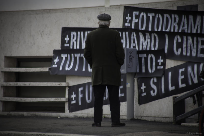 MaisMenos Forgotten Project Roma