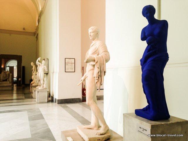 Adrian Tranquilli archaeological museum naples