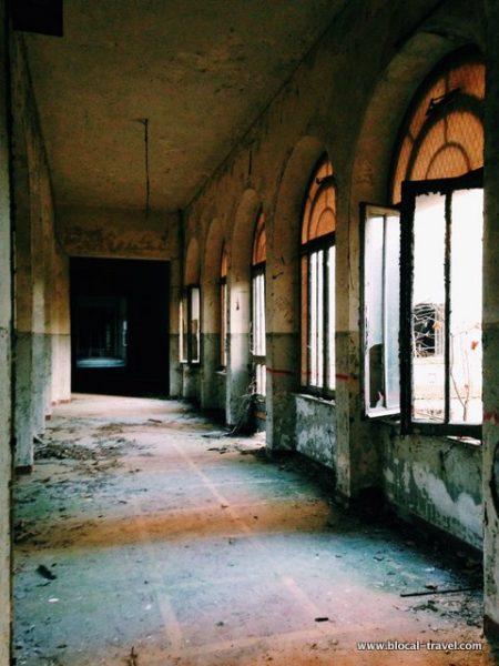La Bertagnetta abandoned hospital Italy