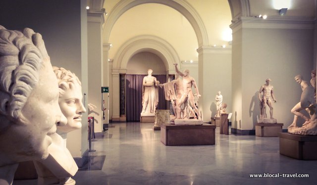 Archaeological Museum of Naples