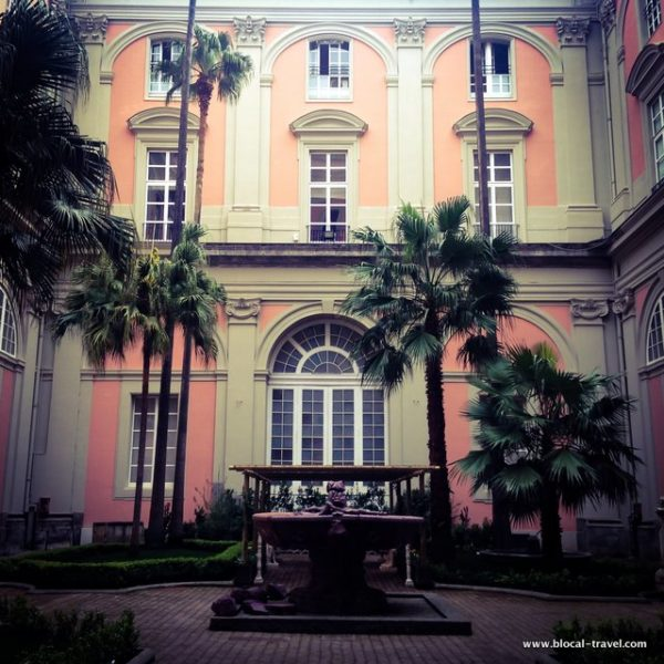 archaeological museum naples