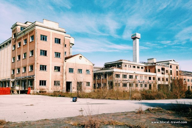 Abandoned places in Veneto - urbex