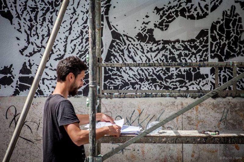 daniel eime street art rome